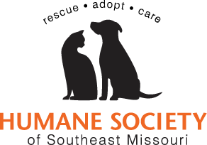 Humane Society of Southeast Missouri Retina Logo